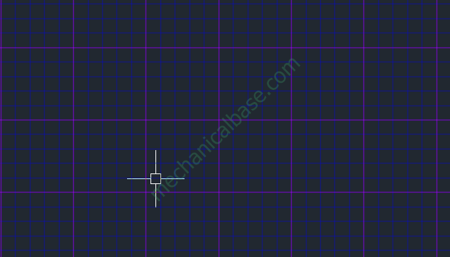 How To Change Gridline Colors In AutoCAD(Illustrated Expression)