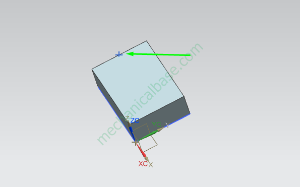 How To Create Points In Siemens NX(Illustrated Expression)