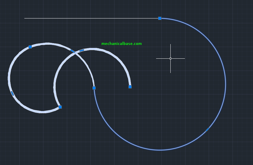 Polyline Command In AutoCAD(Illustrated Expression)