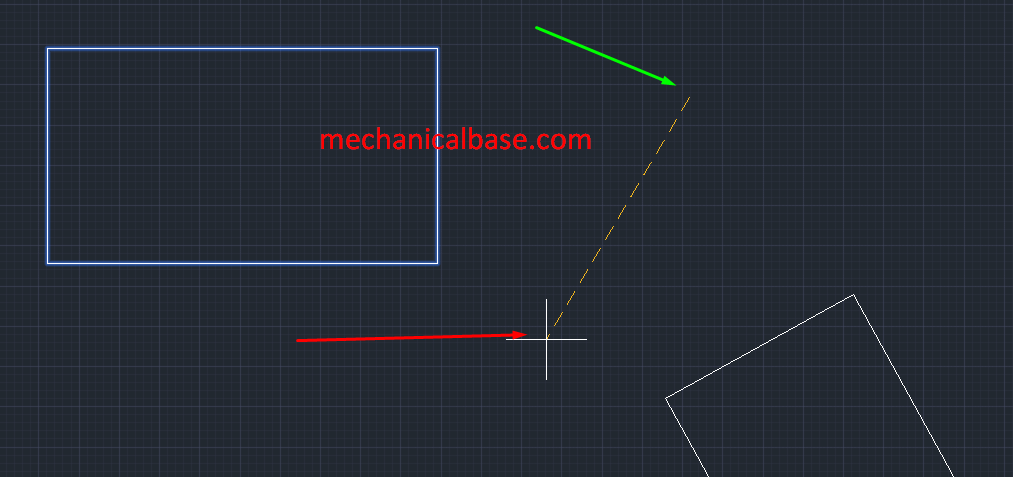 Mirroring Objects In AutoCAD(Illustrated Expression)