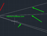 Creating Rays In AutoCAD(Illustrated Expression)