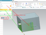 Scaling Objects In Siemens NX(Illustrated Expression)