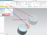 Mirroring 3D Geometries In Siemens NX(Illustrated Expression)