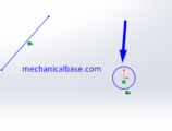 Explanation Of Equal Curve Length Relation In Solidworks Sketching(Illustrated Expression)