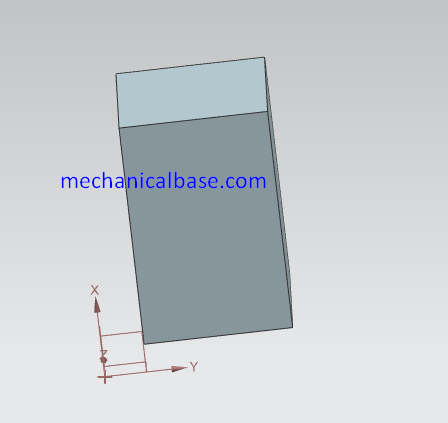 Creating Quick Block Geometries In Siemens NX(Illustrated Expression)