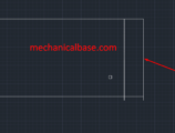 Use Of Offset Command In AutoCAD Sketching(Illustrated Expression)