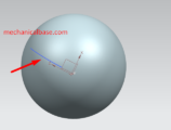 Creating Quick Sphere Geometries In Siemens NX(Illustrated Explanation)