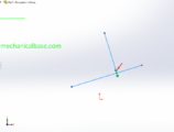 Giving Perpendicular Relation To Solidworks Sketch Entities(Illustrated Expression)