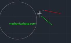 Dimensioning Commands And Explanations In AutoCAD 2D