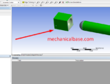Showing Mappable Bodies In ANSYS Meshing(Illustrated Expression)