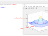 3D Graph Plotting In MatLab(Illustrated Expression)