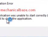Solution Of AutoCAD 'Unable to start correctly' Error
