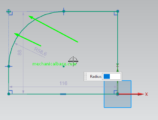 Creating Fillets Effectively In Siemens NX Sketching