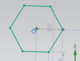 Drawing Polygons Effectively In Siemens NX Sketching