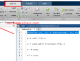 Creating Functions And Using Them Effectively In MatLab