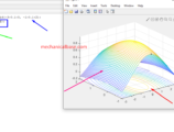 Creating 3D Graphs With Projections Effectively In MatLab