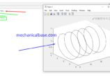 Drawing 3D Curves In MatLab(Illustrated Expression)