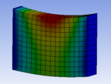 Options Of Viewing Contours In ANSYS Analysis Results