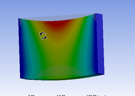 Edge Result Showing Options In ANSYS® Mechanical