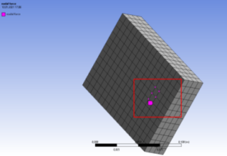 Defining Nodal Force In ANSYS® Mechanical