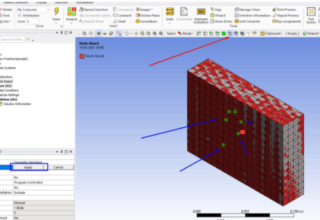 Defining Nodal Displacement In ANSYS® Analyses