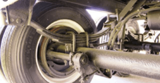 Leaf Springs In Mechanical Systems