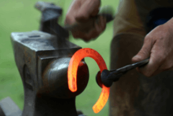 Features Of The Warm Working Of Metals
